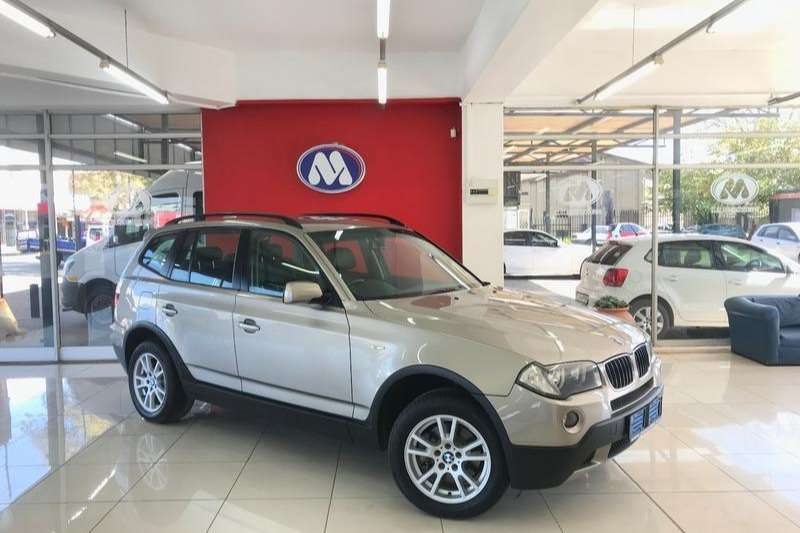 2009 BMW X series SUV