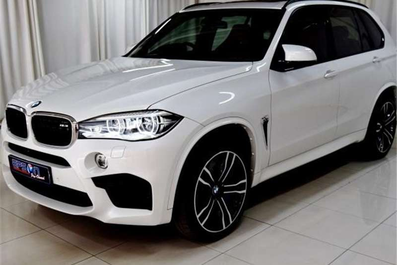 2017 BMW X series SUV