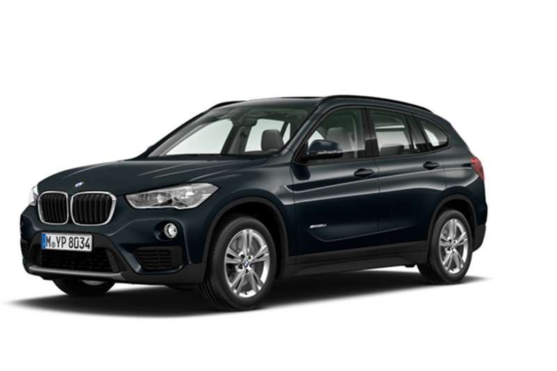 2018 BMW X series SUV