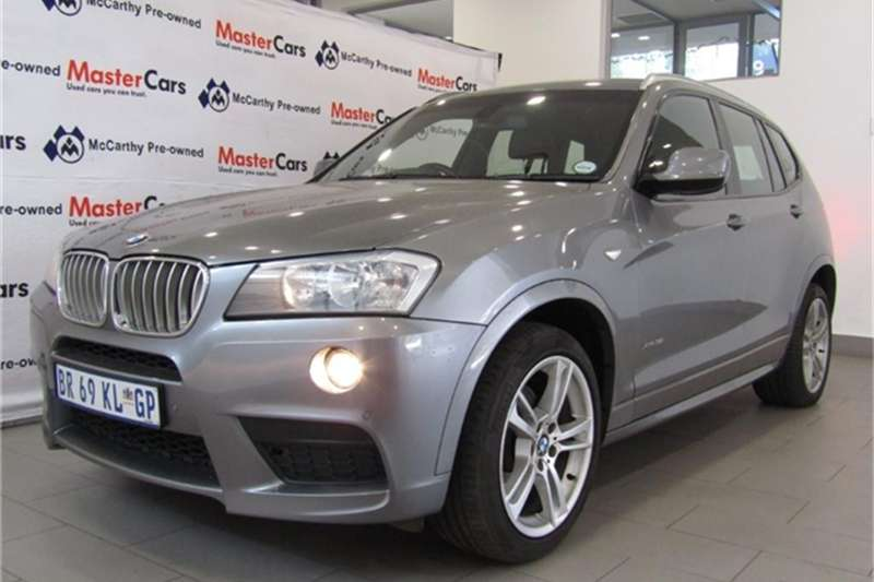 2012 BMW X series SUV