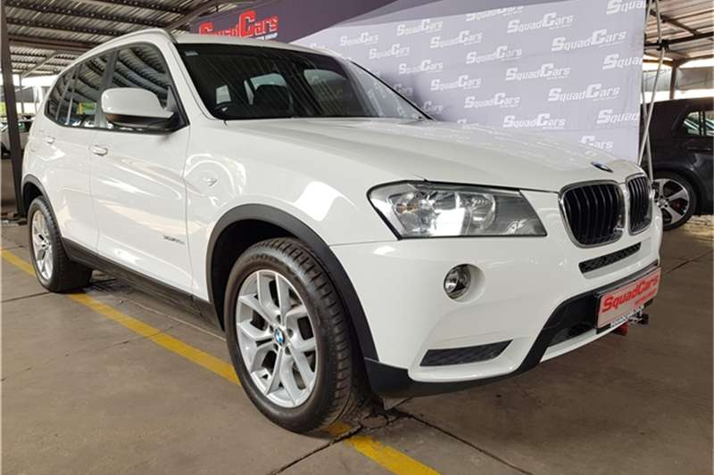 2013 BMW X series SUV