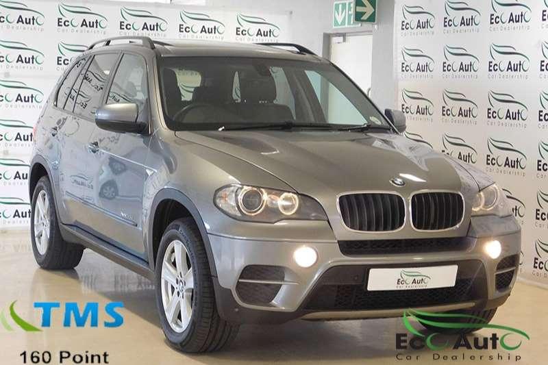 2013 BMW X series SUV