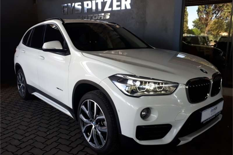 2015 BMW X series SUV