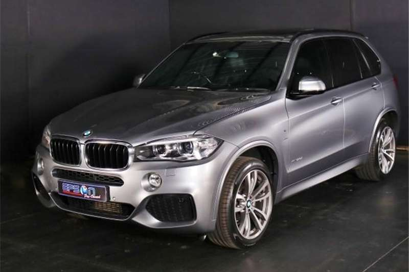 2016 BMW X series SUV