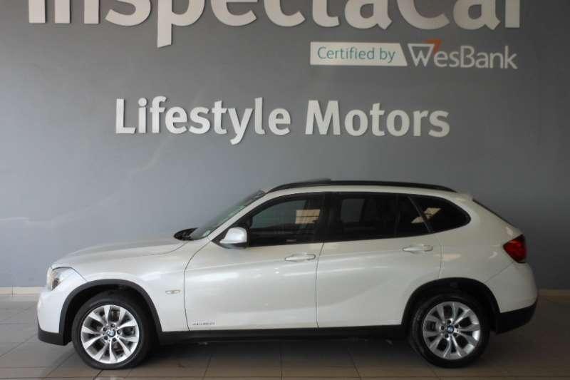 2012 BMW X series SUV