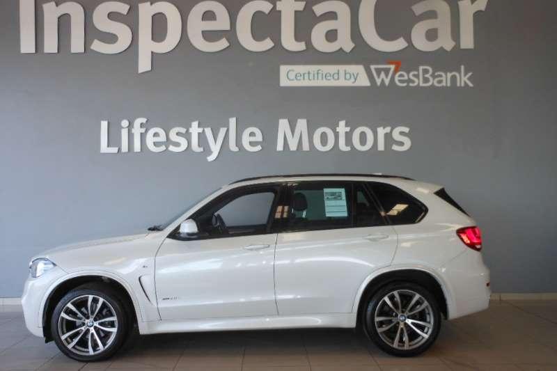 2014 BMW X series SUV X5 xDrive30d M Sport