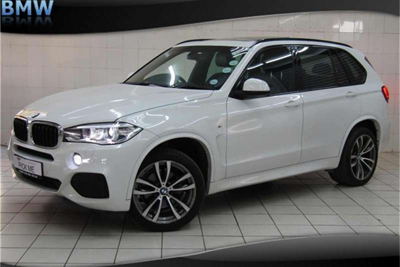 2015 BMW X series SUV X5 xDrive30d