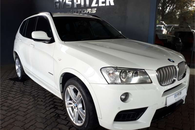 2011 BMW X series SUV