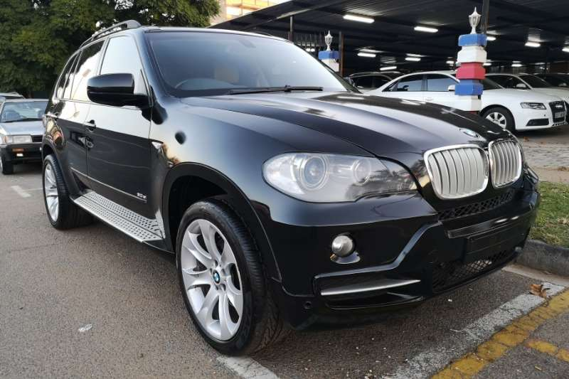 2005 BMW X series SUV X5 3.0sd Innovation