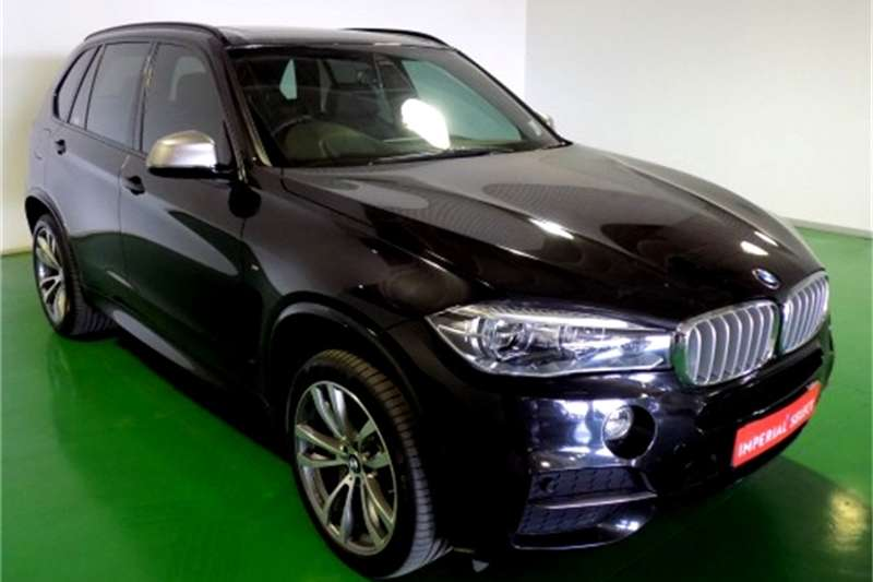 2018 BMW X series SUV X5 M50d