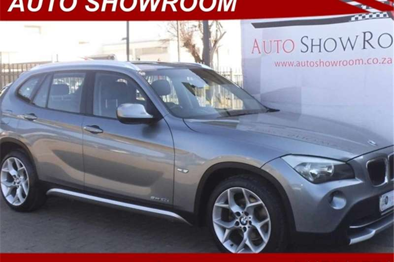 BMW X series SUV X1 sDrive20d 2010