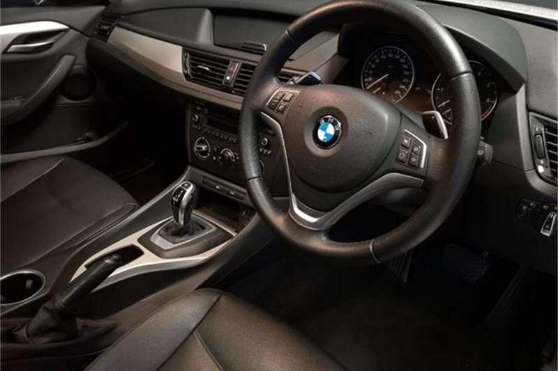 BMW X Series SUV X1 sDrive20i auto 2013