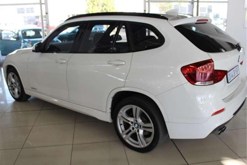 BMW X Series SUV X1 xDrive20i auto 2013