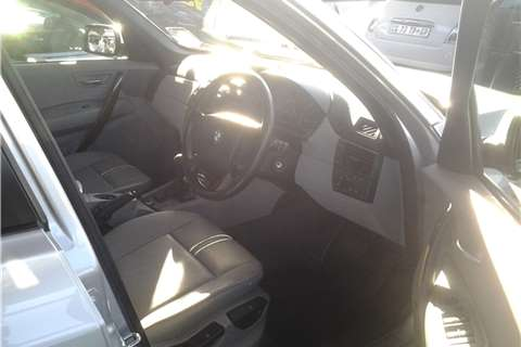 BMW X Series SUV X3 3.0si steptronic 2005