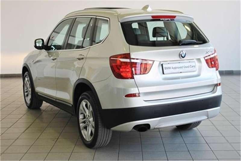 BMW X Series SUV X3 xDrive20d 2011