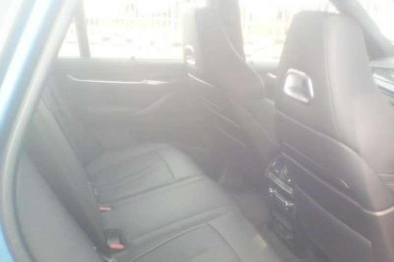 BMW X Series SUV X5 M 2016