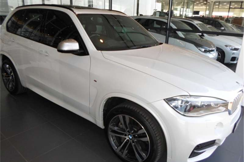BMW X series SUV X5 M50d 2015