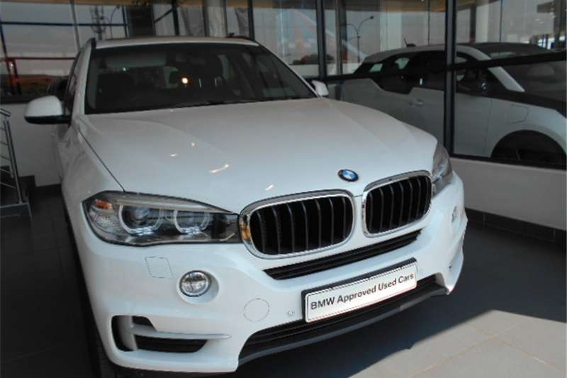 BMW X series SUV X5 xDrive25d 2016