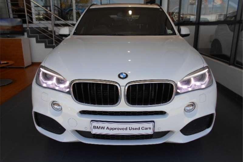 BMW X series SUV X5 xDrive30d 2015