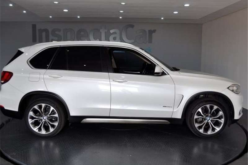 BMW X series SUV X5 xDrive30d 2015