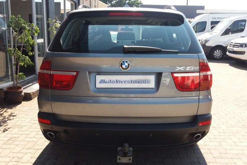 BMW X Series SUV X5 xDrive40d 2010