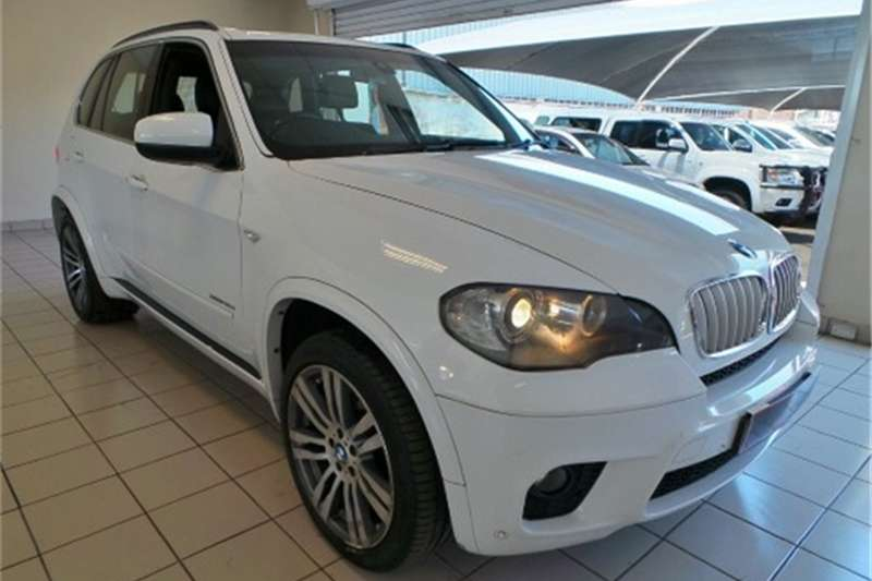BMW X series SUV X5 xDrive40d 2011
