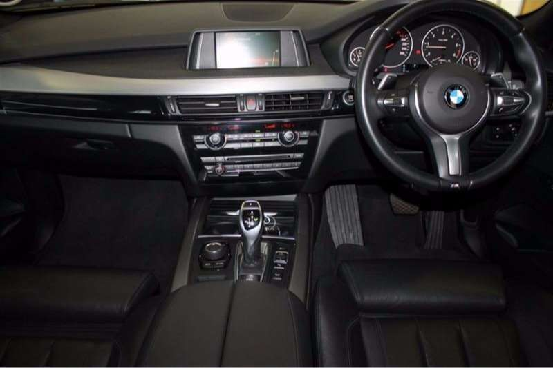 BMW X Series SUV X5 xDrive40d 2014