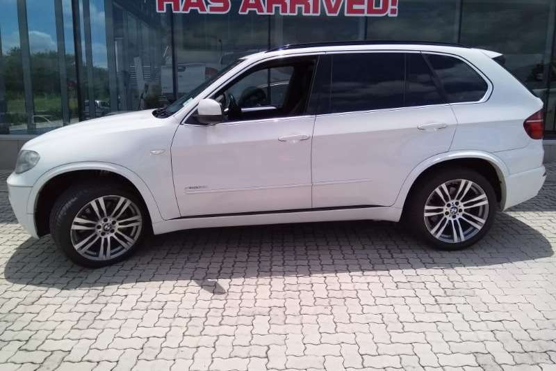 BMW X Series SUV X5 xDrive50i 2010