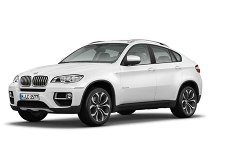 BMW X series SUV X6 xDrive40d 2015