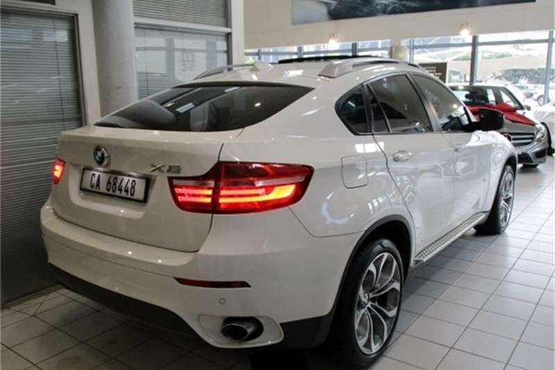 BMW X Series SUV X6 xDrive40d Exclusive 2013