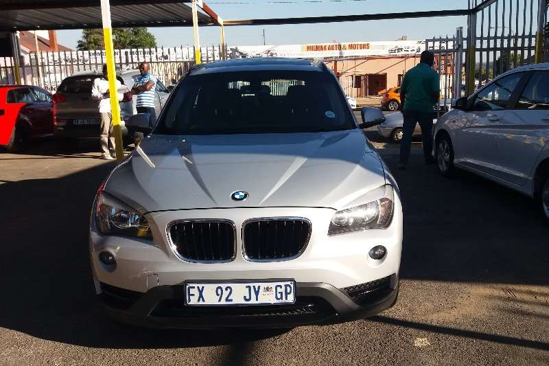 2014 BMW X1 sDrive20i M Sport sports auto