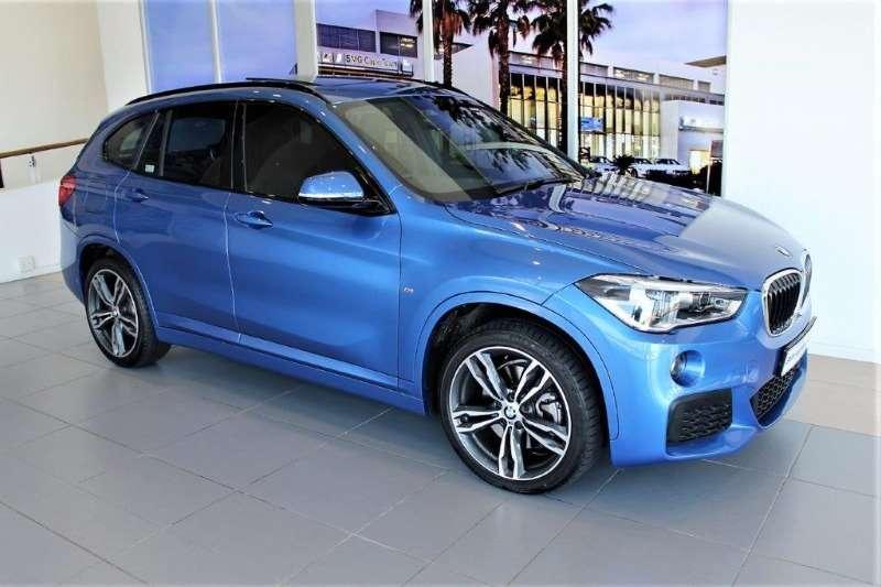 2018 BMW X1 sDrive20d M Sport auto