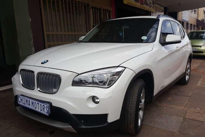 BMW X1 sDrive18i 2013