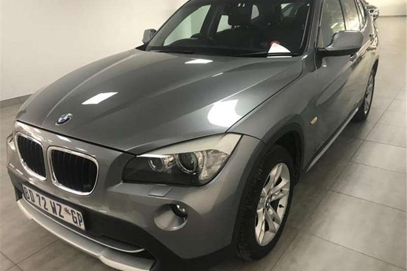 BMW X1 sDrive20d Exclusive auto 2011