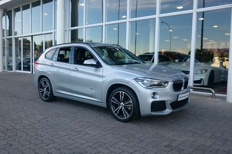 2016 bmw x1 xdrive20d m sport auto crossover suv. Black Bedroom Furniture Sets. Home Design Ideas