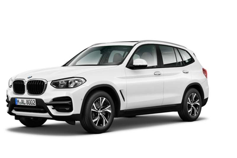 2019 BMW X3 sDRIVE 2.0 (G01)