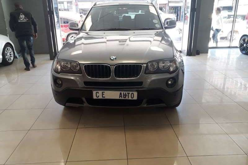 2010 BMW X3 xDRIVE 20d LUXURY LINE (G01)