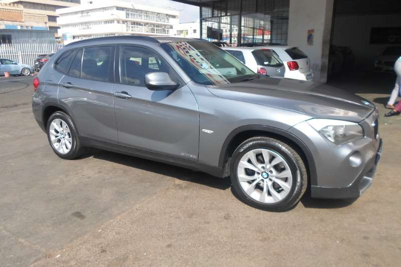 2010 BMW X3 sDRIVE 2.0 (G01)