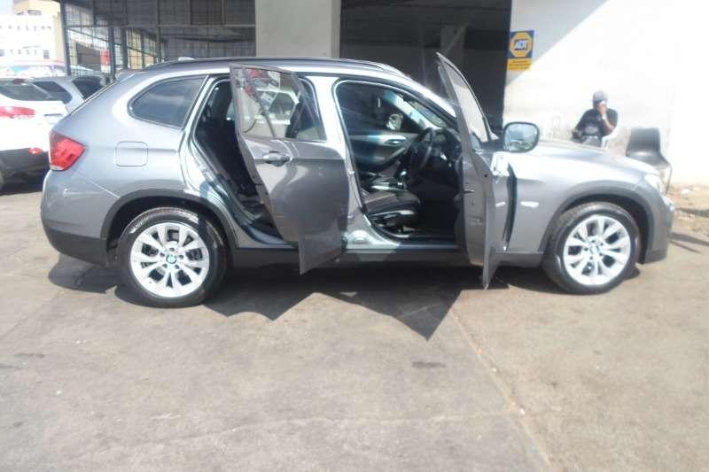 2010 BMW X3 sDRIVE 2.0 (G01)