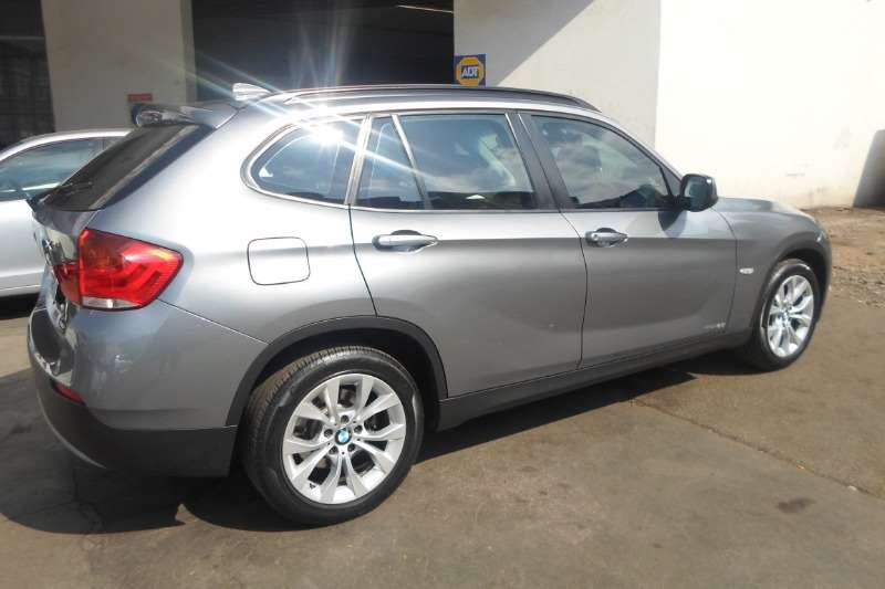 BMW X3 sDRIVE 2.0 (G01) 2010