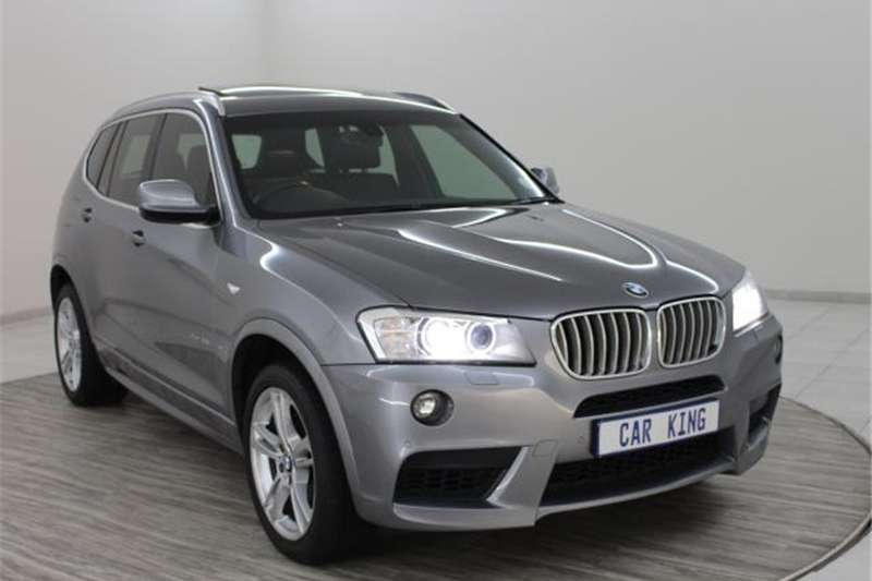 2014 Bmw X3 Xdrive 30d M Sport At Cars For Sale In Gauteng R 394