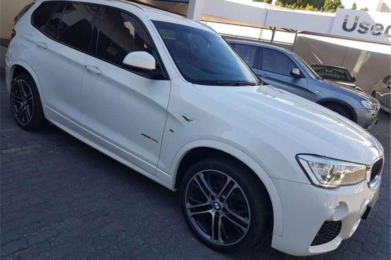 Bmw X3 Xdrive20d M Sport 2015