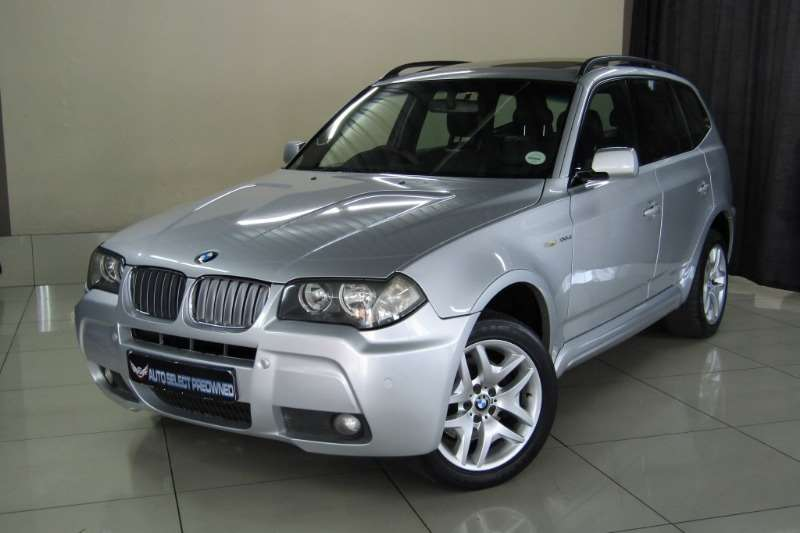 2007 Bmw X3 X3 Xdrive30d M Sport Auto Cars For Sale In Gauteng R