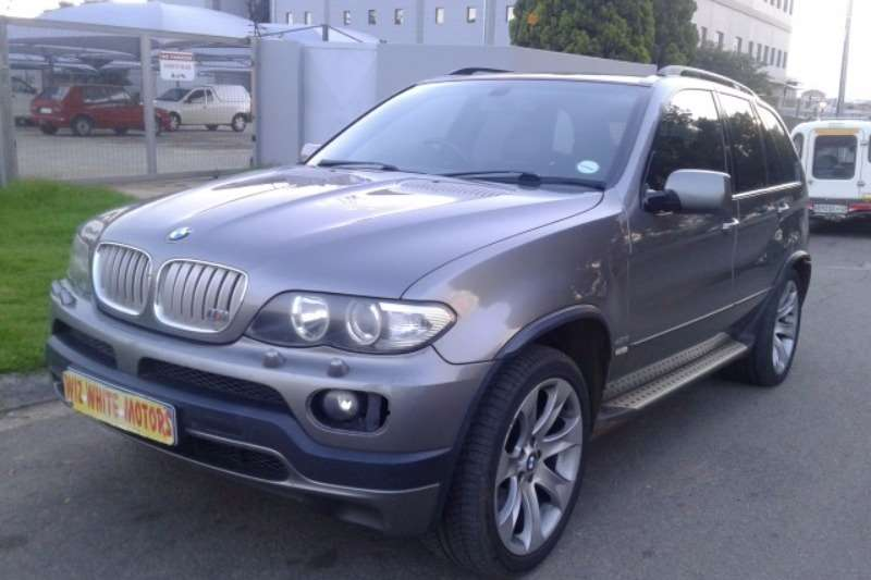 BMW X5 xDrive25d Exterior Design Pure Experience 2004