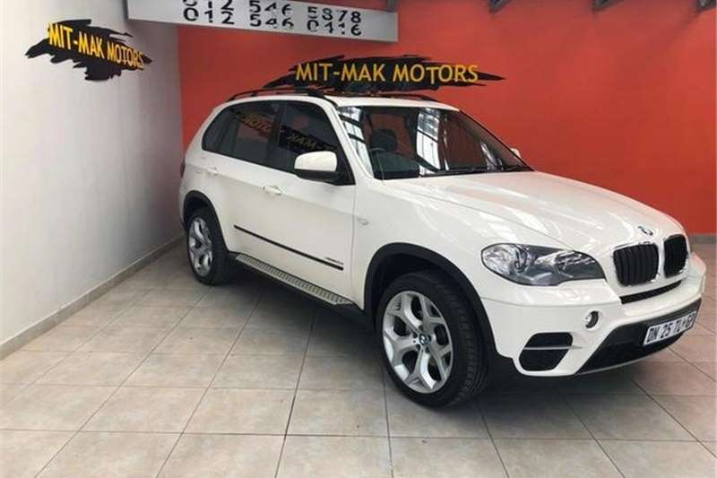 BMW X5 xDrive30d Exclusive 2010