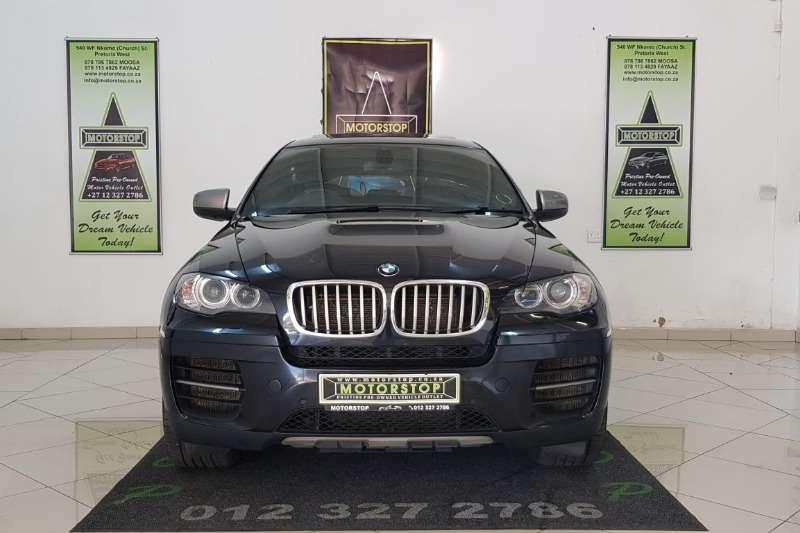 BMW X6 M50d 2014