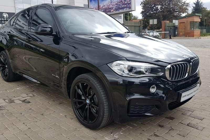 2017 Bmw X6 Xdrive40d M Sport Cars For In Gauteng R 1 319 000 On Auto Mart