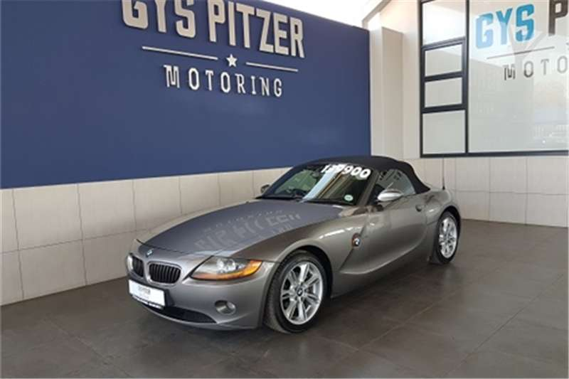 2006 BMW Z4 2.5i steptronic