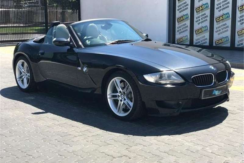 2006 BMW Z4 M Coupé Coupe ( Petrol / RWD / Manual ) Cars for sale in ...
