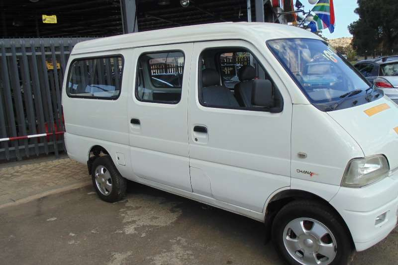 Chana Star 1.0 panel van 2015